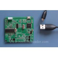 Wholesale Smart Mifare Plus NFC RFID Reader Module Two SAM Solts Embed AES128 3DES Free SDK from china suppliers