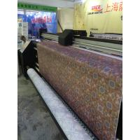 Buy cheap Epson Head Digital Sublimation Printing Machine For Custom Fabric Double 4 Color CMYK from wholesalers