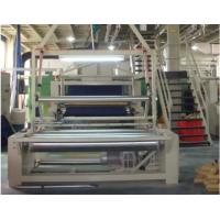 S / SS / SMS PP Nonwoven Fabric Production Line For Industry Manufactures