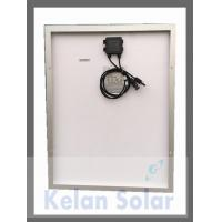 Buy cheap High Output Solar Panels 50W , Most Efficient Solar Panels For Your Home from wholesalers