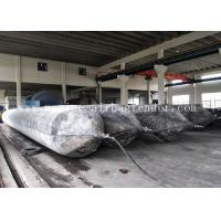 Quality Large Marine Salvage Airbags Ship Lifting Airbag Simple Operation For Sunken Ship for sale
