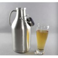 Buy cheap Party 64 Oz Insulated Stainless Steel Water Bottle With Handle Easy Carrying from wholesalers