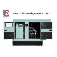 Buy cheap Silent Type Perkins Diesel Generating Set with Four Stroke Air Natural Aspiration 10kw 13KVA from wholesalers