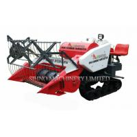 Wholesale Self-Propelled Full Feeding Type 4lz-1.2 Mini Combine Harvester, from china suppliers