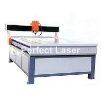 Buy cheap Heavy Steel Computer Controlled CNC Router / CNC Glass Engraving Machine from wholesalers