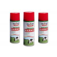 Wholesale Harmless Colorful Animal Safe Spray Paint Distinguish Between Sheep / Pig / Cattle from china suppliers
