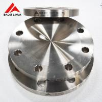 Wholesale Ti Grade 2 Titanium Blind Flange BL , RF Type Flange DN50 PN16 En 1092-1 Type 05 from china suppliers