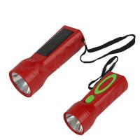 Buy cheap Anfly 1 super bright LED rechargeable solar powered emergency flashlight from wholesalers
