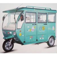Buy cheap Fast Closed Cabin Electric Passenger Tricycle / Trike With 850W 1000W Brushless Motor from wholesalers