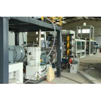 Buy cheap Full Automatic Egg Tray Plastic Thermoforming Sheet Extrusion Line 100kw Installed Power from wholesalers