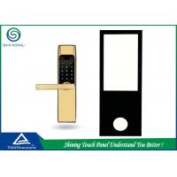Buy cheap ITO Glass Capacitance Touch Panel Access Door , Home Security Touch Screen from wholesalers