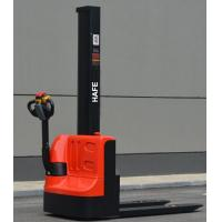 Buy cheap 1T 1.6m  Full Electric Pallet Stacker from wholesalers