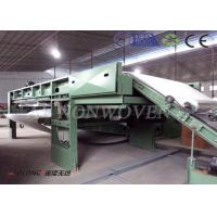 Automatic Cross Lapper Machine 4800mm For Mattress Waddings Making Manufactures