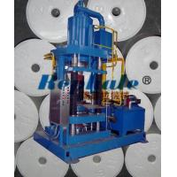 Buy cheap mineral salt animal licking block press forming machine from wholesalers
