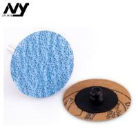Buy cheap Drill Floor Roloc Sanding Disc , Single Item Round Angle Die Grinder Sanding Pads from wholesalers