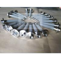 Buy cheap Stainless Steel Beer Carbonation Aeration Diffusion Stone 316 Stainless 1/2 diameter,Stone 6 in length from wholesalers