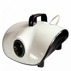China Cheap Price DJ 900W Handheld Car Atomizer Air Sterilizer Low Fog Smoke Machine Disinfection on sale