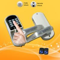 Buy cheap Portable Keypad Password Door Lock For Home / Office Buildings Security from wholesalers