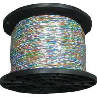 5 Core E1 Jumper Wire Cable 24 AWG Tinned Copper Conductor for Internal Wiring Manufactures