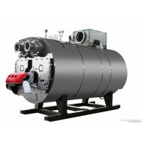 Buy cheap Large Industrial Oil Boiler Explosion Proof Low Pressure Large Radiate Heating Surface product