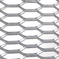 Buy cheap Modern Building Material Iron or Aluminum  Hexagonal Expanded Metal for Decoration Ceiling Tile from wholesalers