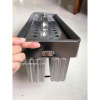 Buy cheap Stainless steel ice lolly moulds ice cream molds 2X13 26molds 106ml commercial use high quality including stick holder from wholesalers