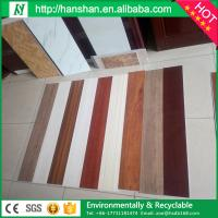 New Technology ---- PVC Material and Indoor Usage SPC interlocking floor tiles Manufactures