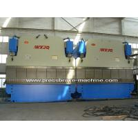 China Electrical 3200 T Allsteel Press Brake Steel Bending Equipment on sale