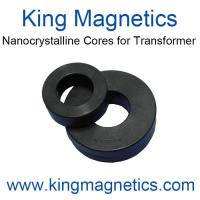 Buy cheap Nanocrystalline core for High Frequency Power Transformer from wholesalers