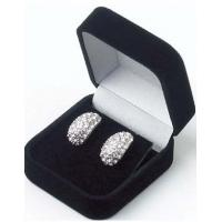 Wholesale velvet earring boxes from china suppliers