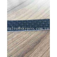 Buy cheap High Performance PVC Conveyor Belt With Solid Square Rhombus Fine Ribbed Pattern from wholesalers