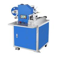 Buy cheap Table Label Applicator Machine For Round / Square Bottle , Low Running Noise from wholesalers
