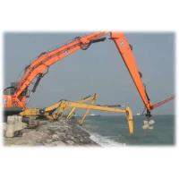 Buy cheap Sea Port Construction Excavator Boom And Stick 30m Max Digging For Excavator from wholesalers