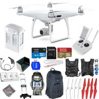 Wholesale DJI Phantom 4 Pro Quadcopter! NEW MODEL! MEGA Everything You Need Accessory Kit! from china suppliers
