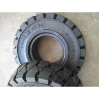 Buy cheap Hot sale pneumatic and forklift solid tires 7.00-12  forklif tire solid tire 6.00-9, pneumatic shaped solid tire 6.00-9 from wholesalers
