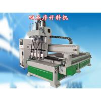 Buy cheap 4th Axis Automated Wood Cutting Machine With USB Port To Transfer Program from wholesalers