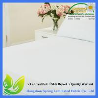 Buy cheap 2016 High Quality Terry Mattress Protector Waterproof and Hypoallergenic Mattress Protector (JM-DD-1603) from wholesalers