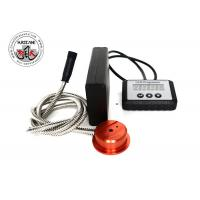 Buy cheap Sensor Bottom mounted Ultrasonic Fuel Level Meter with RS485 Output For Remote Monitoring from wholesalers