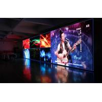 Buy cheap Energy saving rental Indoor Advertising LED Display for subway Tunnel from wholesalers
