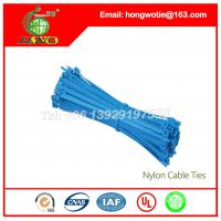Buy cheap Heavy Duty Cable Tie 7.6*300mm Black, Nylon, 120 lbs. tensile strength, 0.30inch x 12 inch from wholesalers