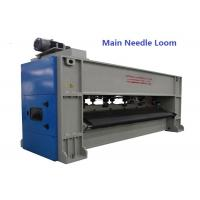 Buy cheap Industrial Non Woven Fabric Manufacturing Machine Carpet Felt Needle Punching from wholesalers