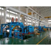 Wholesale Heavy Duty Stainless Steel Coil Cut To Length Machine Electric Control System from china suppliers
