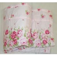 Buy cheap 100% bamboo printed quilts, BSCI certification, Hypo-allergenic products from wholesalers