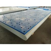 Customized Carbon Steel Impingement Plate For Marine Dock Fender System Manufactures