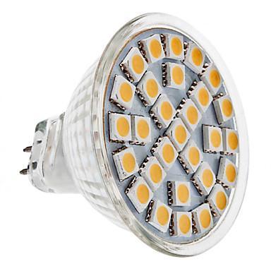 5050 SMD MR16 LED spot bulb lights