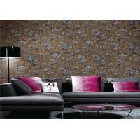 Buy cheap Italy Style Contemporary Textured Wallpaper 1.06 Meter Modern Home Wallpaper from wholesalers