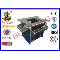Wholesale Black Diy Arcade Game Machine , 3 Side Coin Operated Arcade Machines from china suppliers