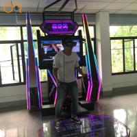 Buy cheap Abundant Games Virtual Reality Simulator With Music 1900 * 2500mm from wholesalers