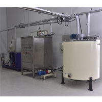 Buy cheap Cocoa Mass 250kg Commercial Chocolate Tempering Machine from wholesalers