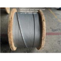 Wholesale Steel Cable D12 7×4.19mm ASTM A 475 EHS from china suppliers